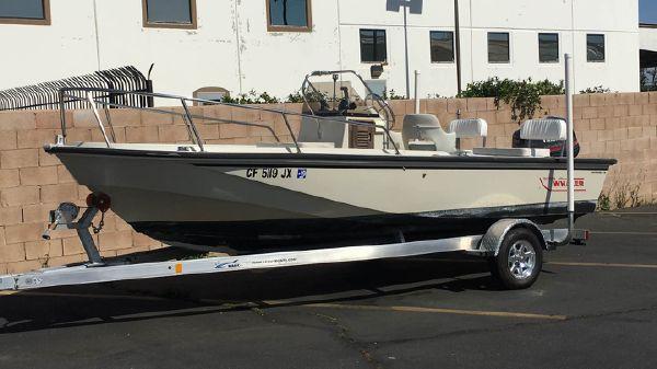 Boston Whaler 180 OUTRAGE