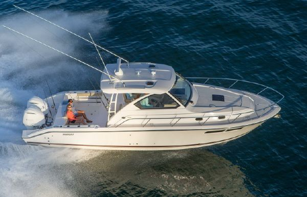 2017 Pursuit OS 355 Offshore