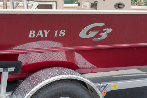 G3 Bay 18 Burgundy image