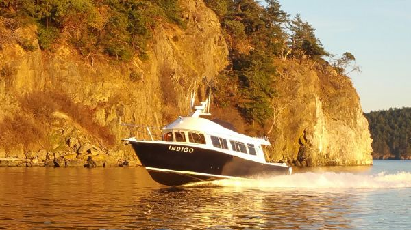 Coastal Craft 45'