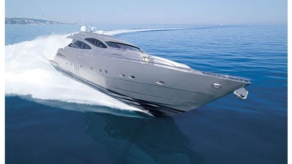 Pershing 92 Manufacturer Provided Image: Manufacturer Provided Image: Pershing 90