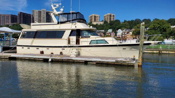 Hatteras 58 Motor Yacht