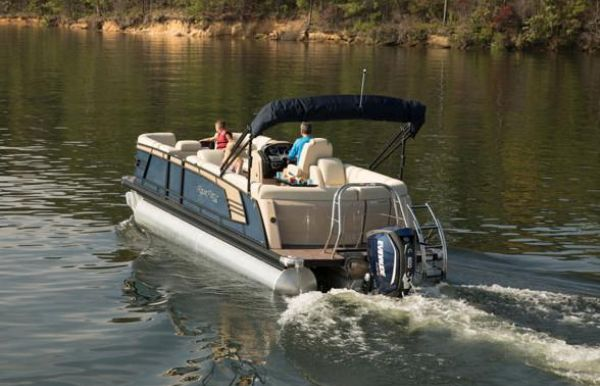 2018 Aqua Patio 235 UL