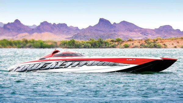 Mystic Powerboats C5000R