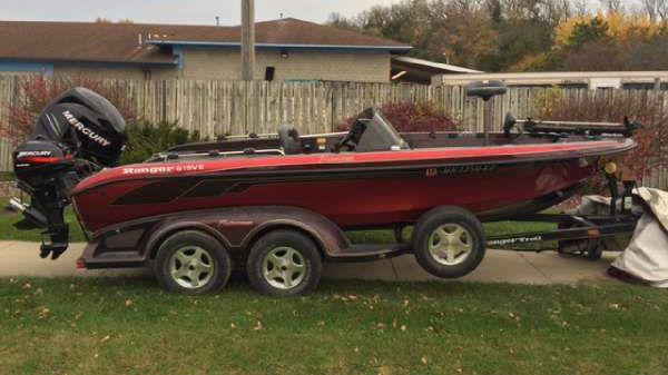 Ranger 619 Fisherman