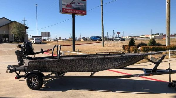 Edge Duck Boats 653DB HPSD