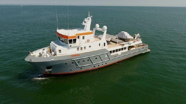 Ocean King 130 Custom