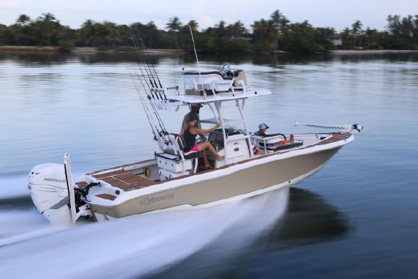 Crevalle 26 Open - main image