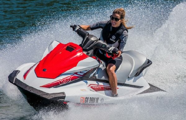 2017 Yamaha Waverunner VX