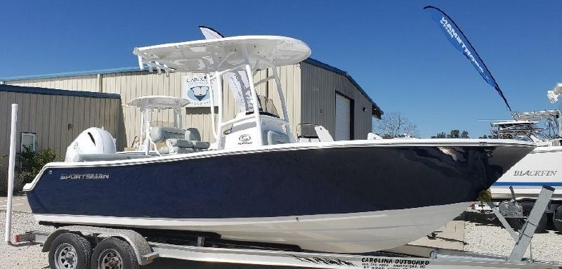Sportsman Heritage 211 Center Console - main image