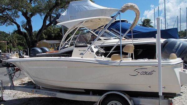 Scout Boats 195 Sportfish 2017 Scout Boats 195 Sportfish