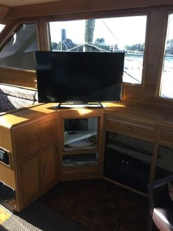 Camargue Cockpit Motor Yacht image