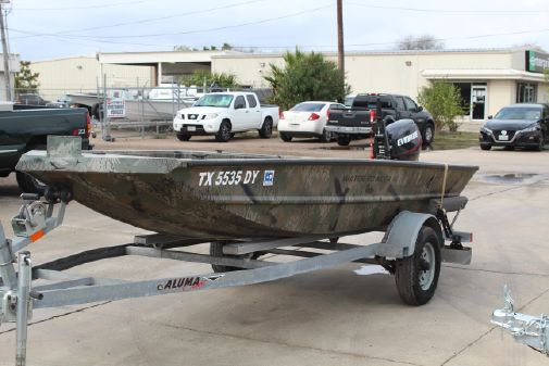 Alumacraft Waterfowler 15 Camo image