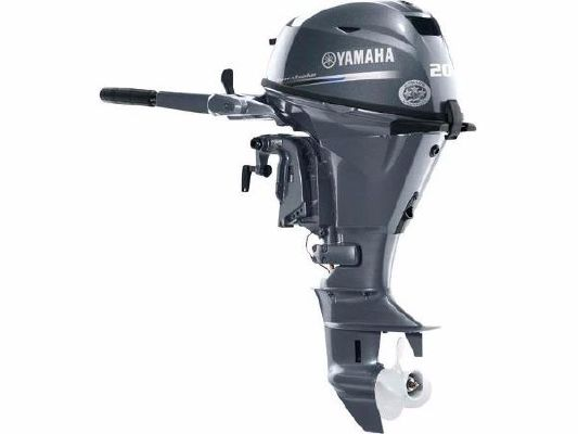 Yamaha Outboards F20LPHA - main image