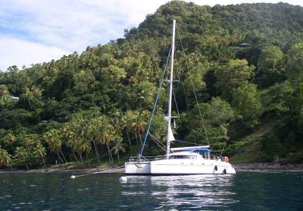 2002 Fountaine Pajot Belize Maestro