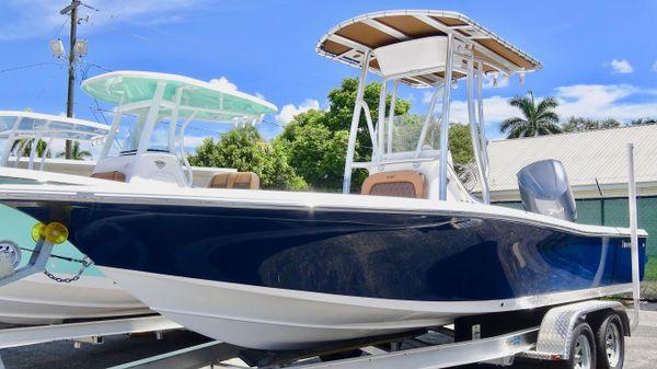 Tidewater 2017 HAS GOT TO GO 2200 BAY CB