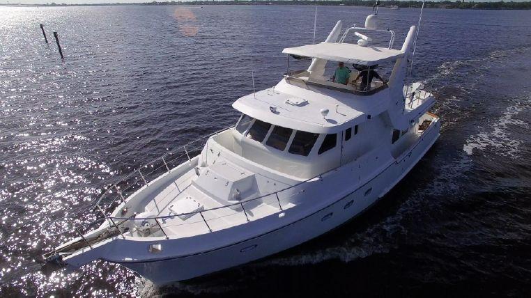 1999 Nordhavn BoatsalesListing Massachusetts