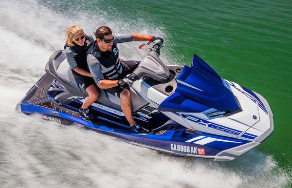 Yamaha new boat models wawasee boat co for Yamaha fx limited