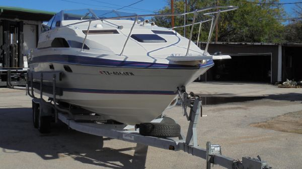 Bayliner 2455 Sunbridge Cruiser