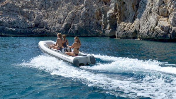 Williams Jet Tenders Minijet 280 Manufacturer Provided Image