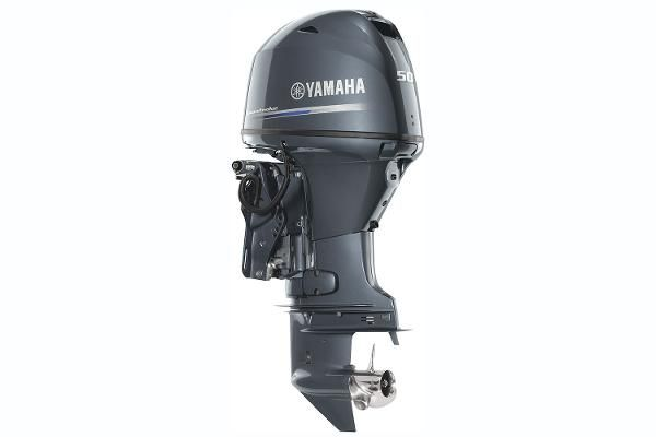 Yamaha Outboards F50