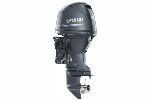 Yamaha Outboards F50