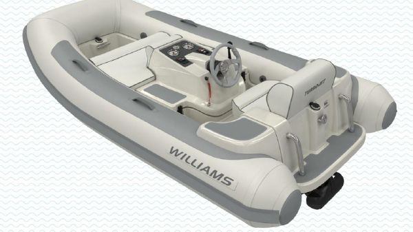 Williams Jet Tenders Turbojet 285 Manufacturer Provided Image: Williams Jet Tenders Turbojet 285