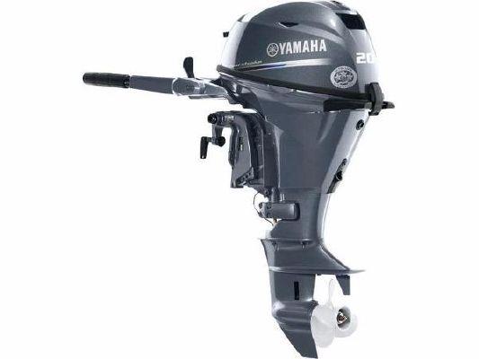 Yamaha Outboards F20LPA - main image