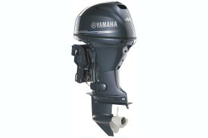 2018 Yamaha Outboards F40