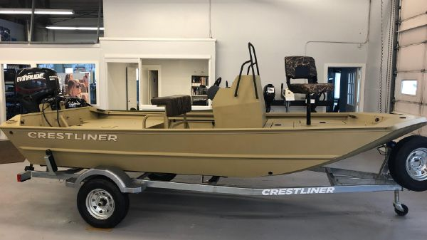 Crestliner 1660 Retriever FCC