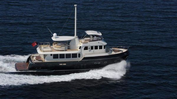 Leomar 70 Trawler