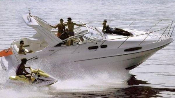 Sealine S28 Sports Cruiser Manufacturer Provided Image: S28 Sport Cruiser