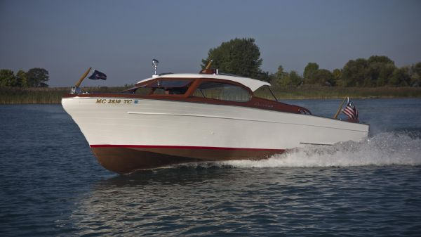 Chris-Craft 29 Semi-Enclosed