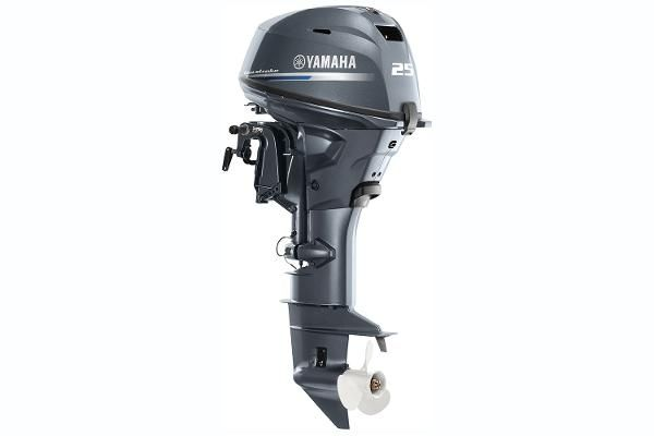 Yamaha Outboards F25