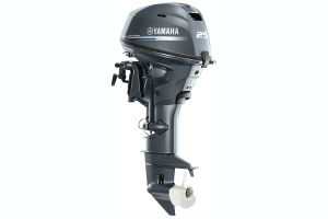 2021 Yamaha Outboards F25