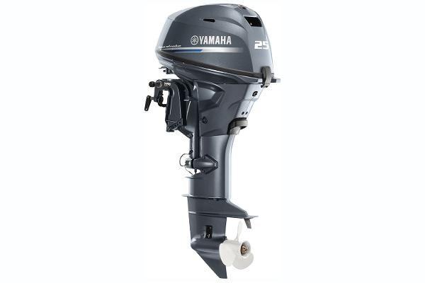 Yamaha Outboards F25 - main image