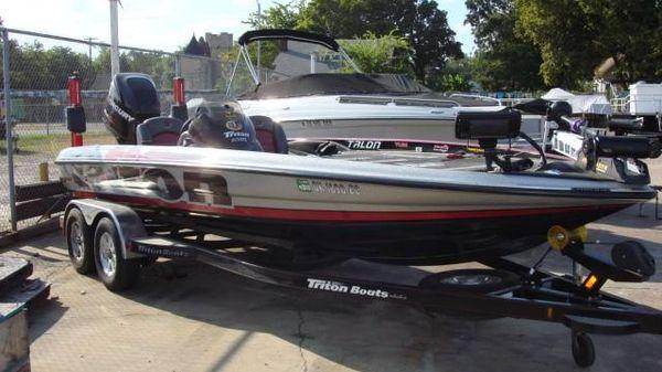 Triton tr 21 hp