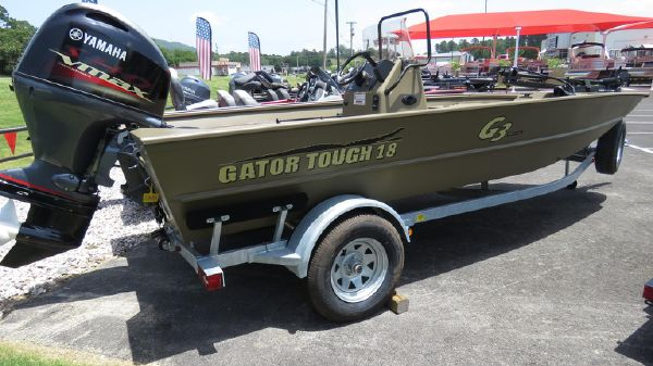 G3 Gator Tough 18 CC