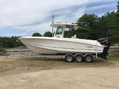 2011 Boston Whaler<span>280 Outrage</span>