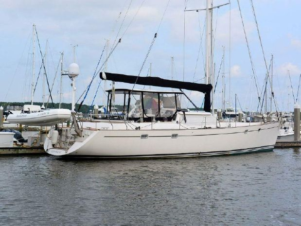 2004 Farr BSI Custom Pilothouse 56