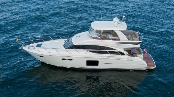 Princess Yachts 56 Flybridge