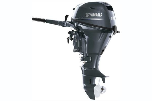 Yamaha Outboards F15 - main image