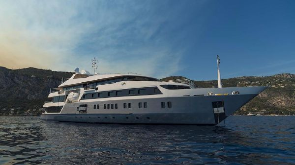 Austal 14-stateroom Charter Yacht