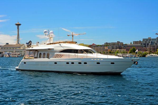 Viking Sports Cruiser Profile