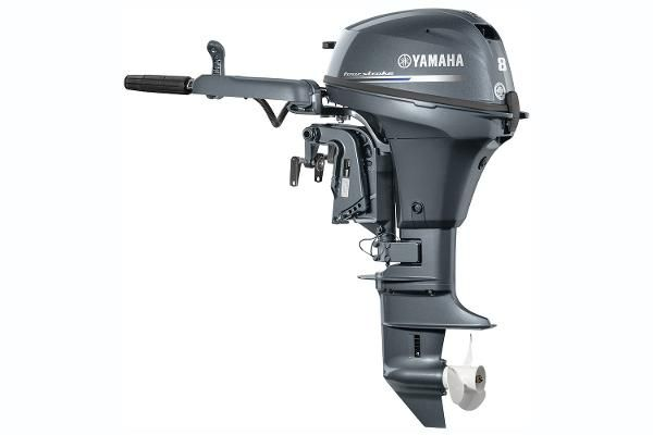 Yamaha Outboards F8