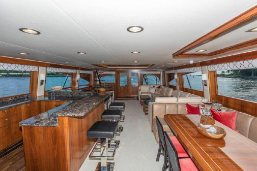 Viking 92 Enclosed Bridge Sportfish image