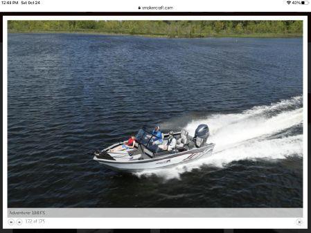 Smoker Craft 188 Adventurer Fish n Ski image