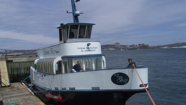 Ferry Passenger Vessel