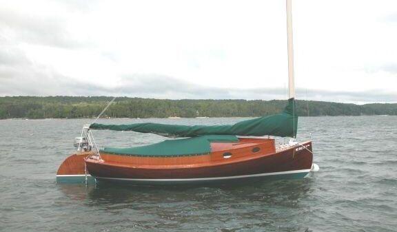 Custom Catboat