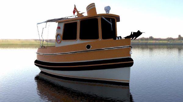 OgemGroup Tuggy Boat 4.95